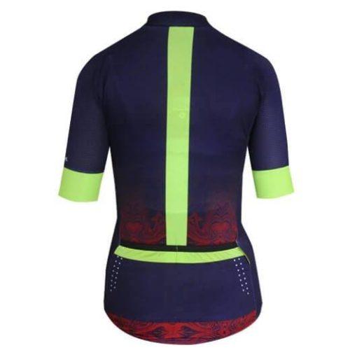 Camisa Ciclismo Feminina Imperial Fluor