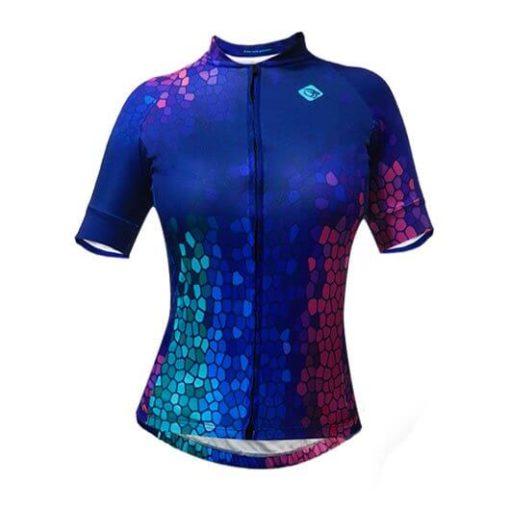 Camisa Ciclismo Feminina Cristal