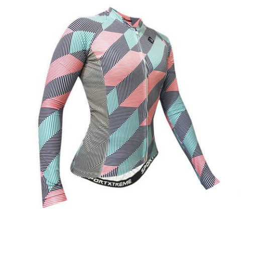 Camisa Ciclismo Feminina Malibu_1