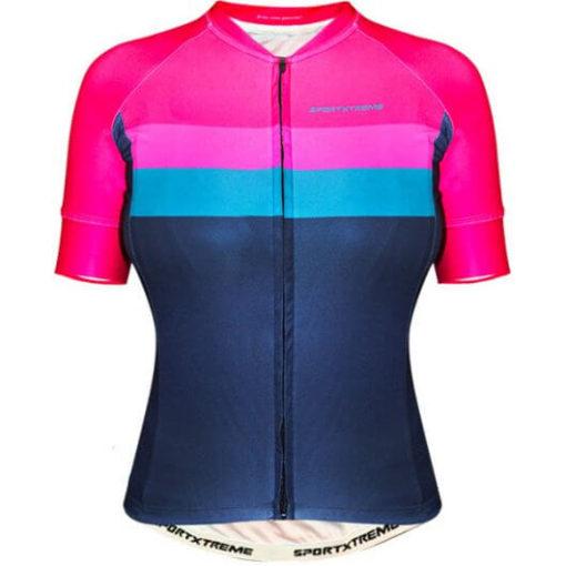 Camisa Ciclismo Feminina Livade 2