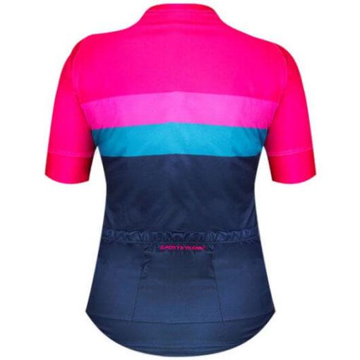 Camisa Ciclismo Feminina Livade 3