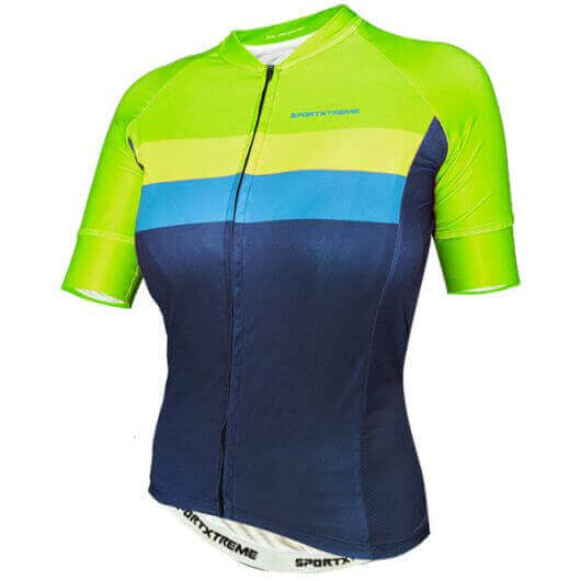 Camisa Ciclismo Livade Verde
