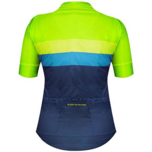 Camisa Ciclismo Livade Verde 3