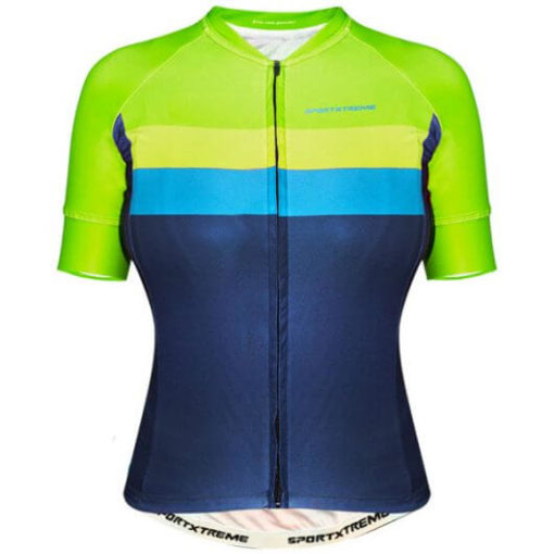 Camisa Ciclismo Livade Verde 2