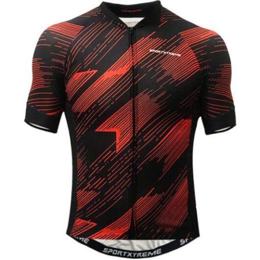 Camisa Ciclismo Matrix Laranja 2