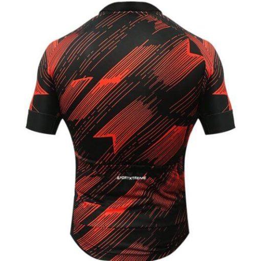 Camisa Ciclismo Matrix Laranja 3