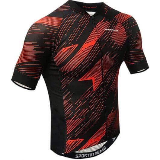 Camisa Ciclismo Matrix Laranja