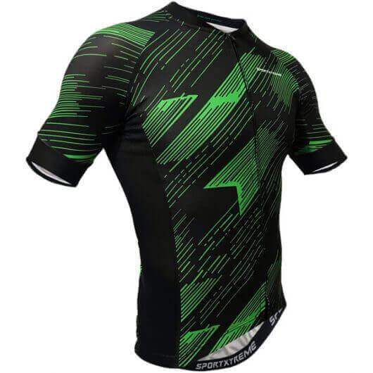 Camisa Ciclismo Matrix Verde