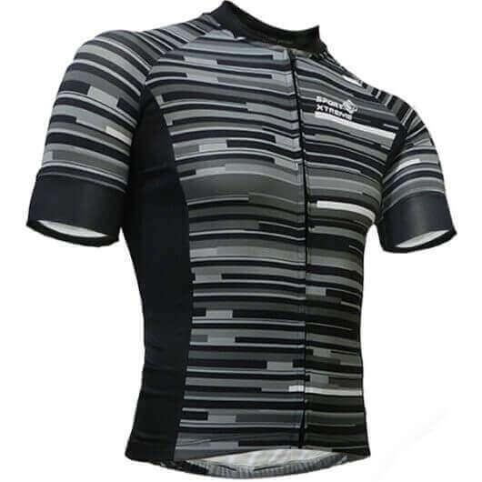 Camisa-Ciclismo-nero