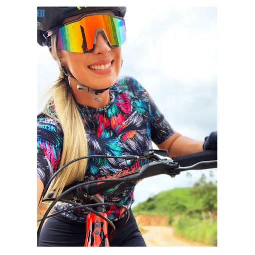 Camisa Ciclismo Agra 4
