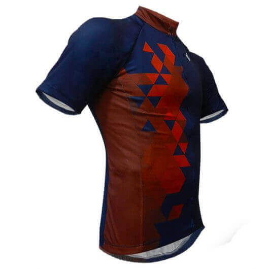 Camisa Ciclismo Red Groove