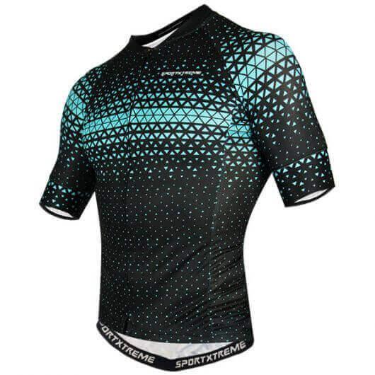 Camisa Ciclismo Mars Bianchi