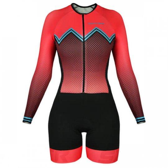 Macaquinho Ciclismo Coralis 2