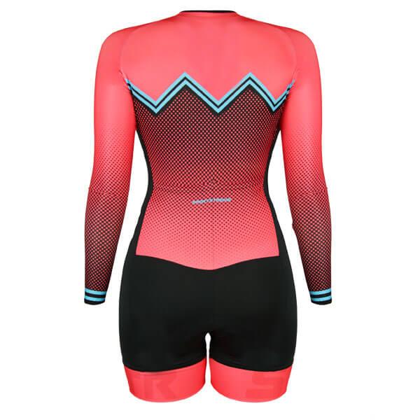 Macaquinho Ciclismo Coralis 3