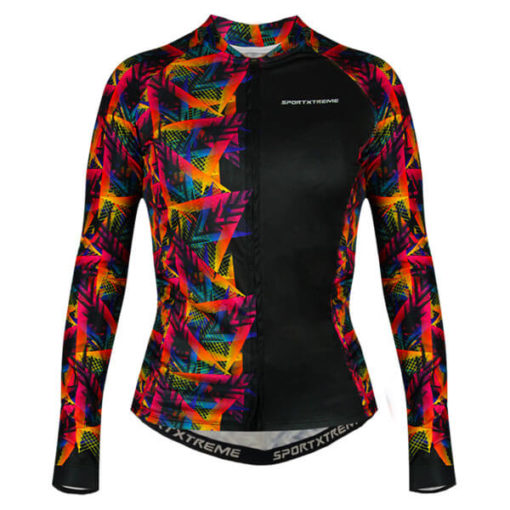 Camisa Ciclismo Trace 2