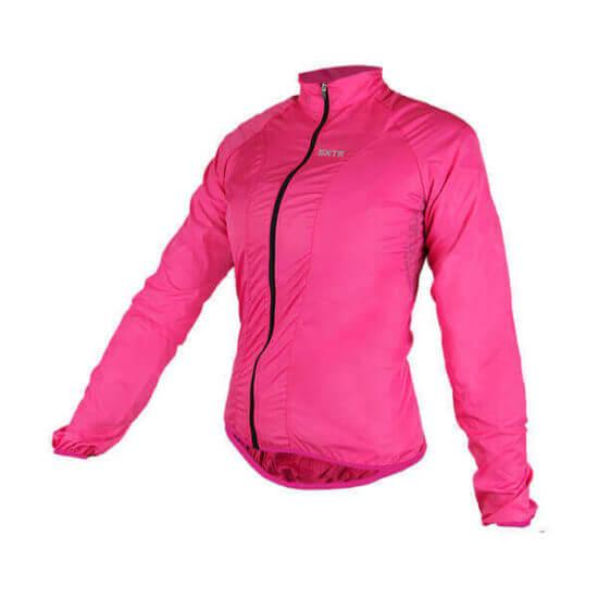 Jaqueta Corta Vento Rosa 4