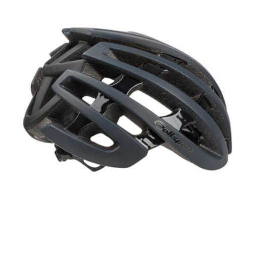 Capacete Ciclismo Light Road - Black 2
