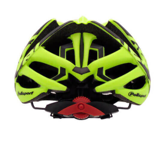 Capacete Ciclismo Veloster Yellow 2