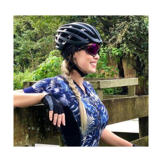 capacete ciclismo feminino