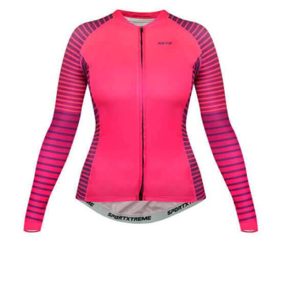 Camisa Ciclismo Feminina Boreal 2