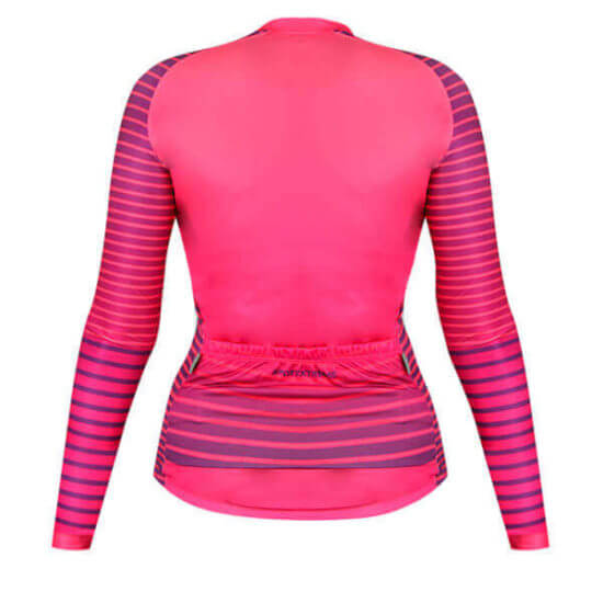 Camisa Ciclismo Feminina Boreal 3