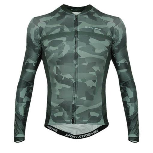 Camisa Ciclismo Army Masculina 2