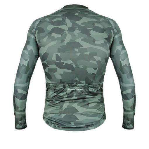 Camisa Ciclismo Army Masculina 3