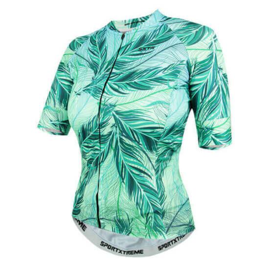 Camisa Ciclismo Feminina Baoba