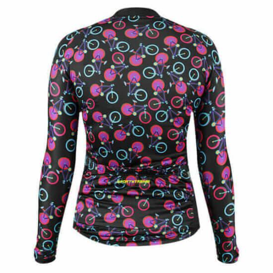 Camisa Ciclismo Feminina Cycling 3