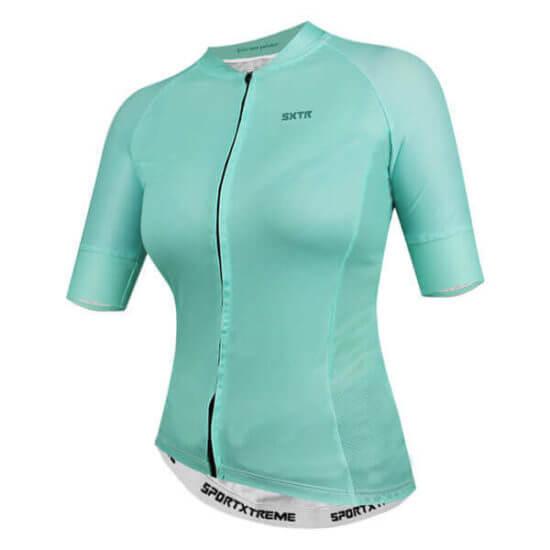 Camisa Ciclismo Feminina Citrus