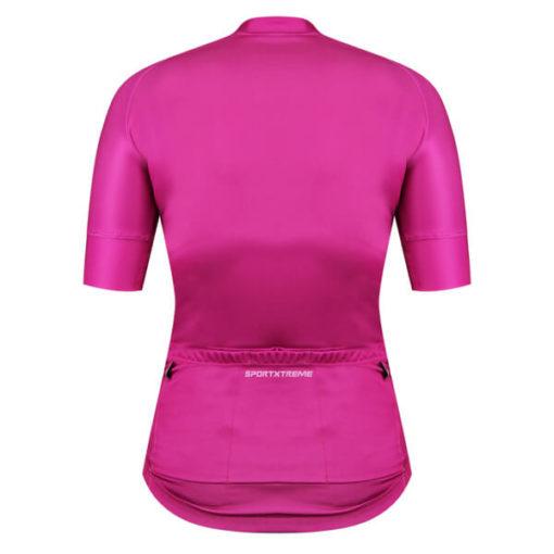 Camisa Ciclismo Feminina Fucsia 2