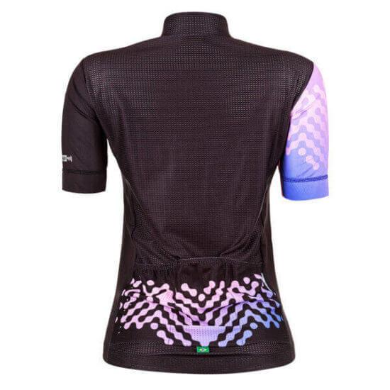 Camisa Ciclismo Feminina Linkpurple 2
