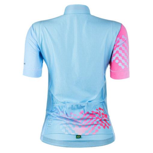 Camisa Ciclismo Feminina Linkblue 2