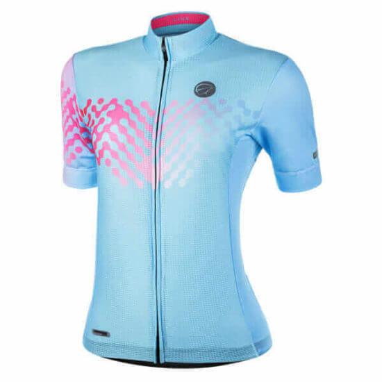 Camisa Ciclismo Feminina Linkblue