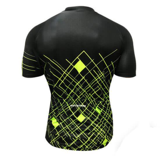 Camisa Ciclismo Masculina Circuit Verde 3