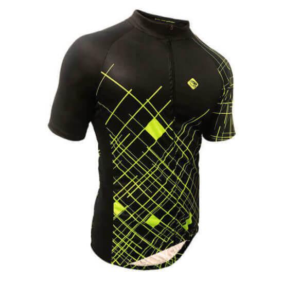 Camisa Ciclismo Masculina Circuit Verde