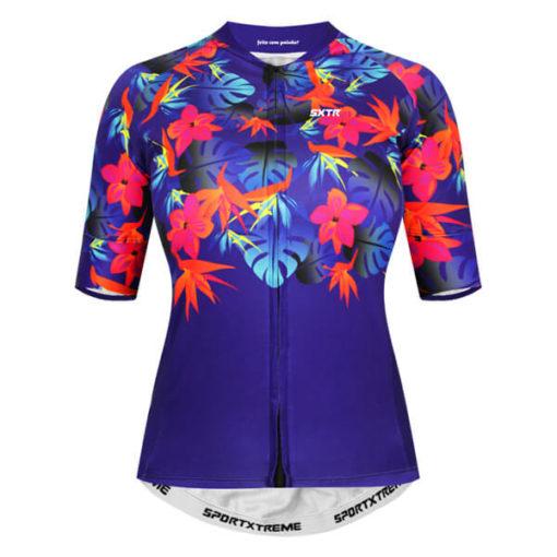 Camisa Ciclismo Feminina Califórnia 2