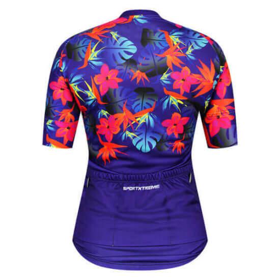 Camisa Ciclismo Feminina Califórnia 3