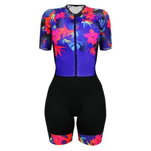 Macaquinho Ciclismo Feminino Califórnia 2