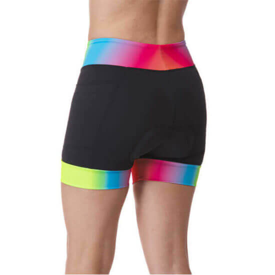 Short Ciclismo Feminino Gradiente 3