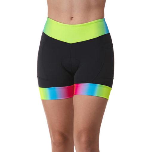 Short Ciclismo Feminino Gradiente 2