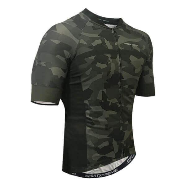 Camisa Masculina Green Army 2