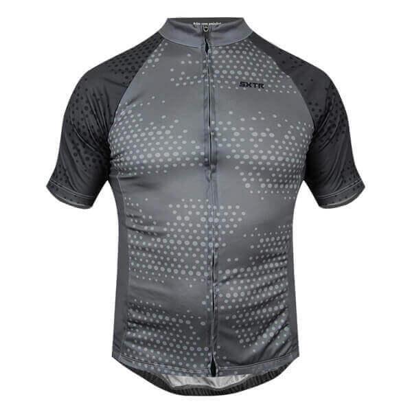 Camisa Masculina Level Cinza 2
