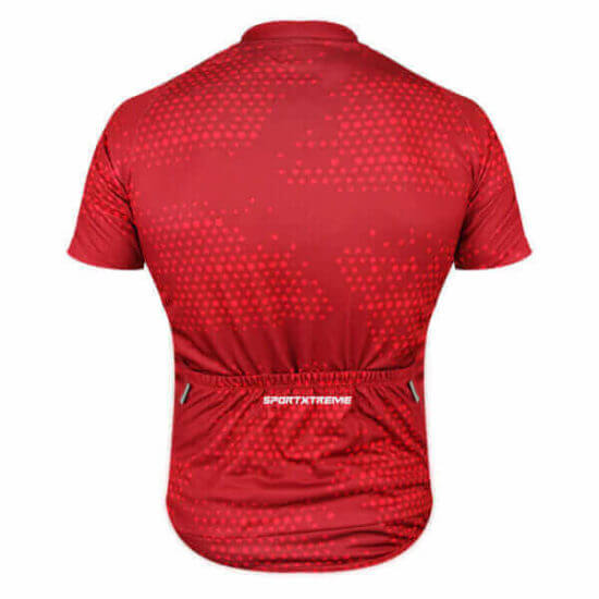 Camisa Masculina Level Red 3