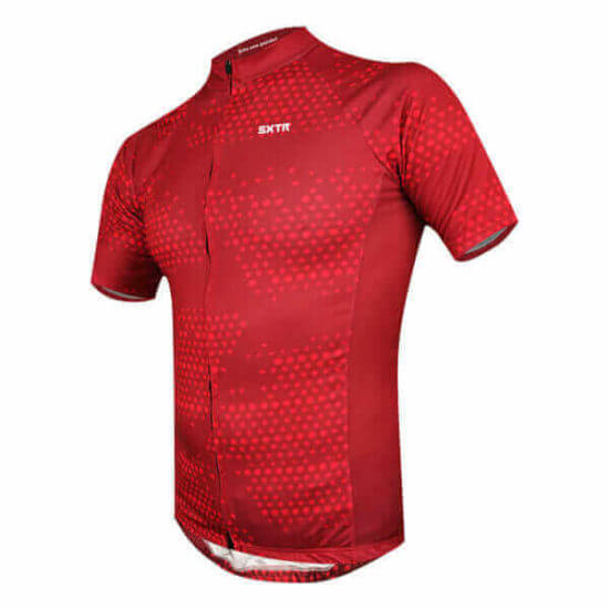Camisa Masculina Level Red