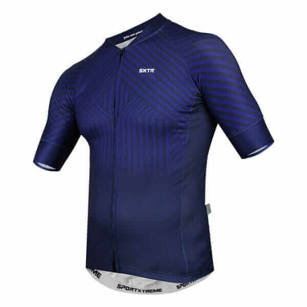 Camisa Ciclismo Masculina Zâmbia