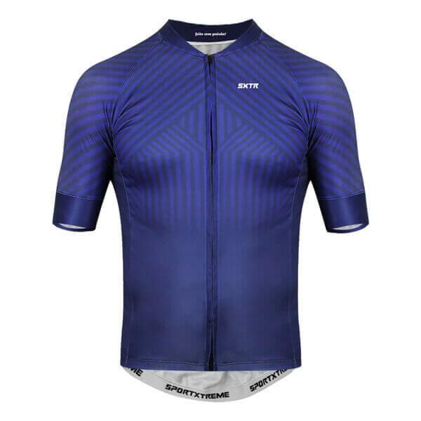 Camisa Ciclismo Masculina Zâmbia 2