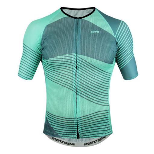 Camisa Ciclismo Briza Verde 2