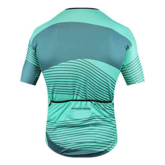 Camisa Ciclismo Briza Verde 3