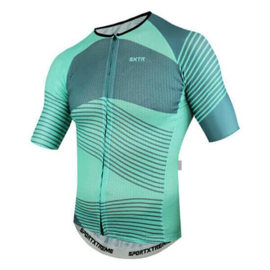 Camisa Ciclismo Briza Verde